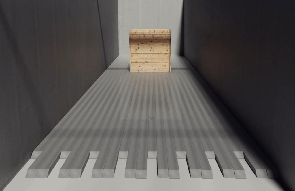 jak działa ruchoma podłoga w naczepie - walking / moving floor